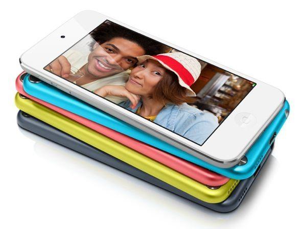 iPod Touch в два с половиной раза медленнее, чем iPhone 5