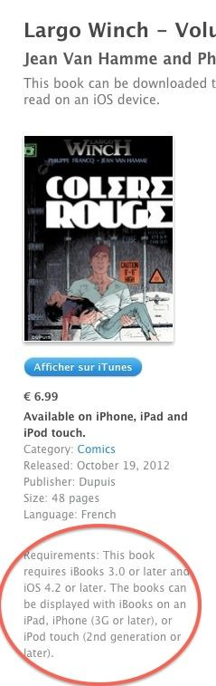 23 октября Apple может также представить iBooks 3