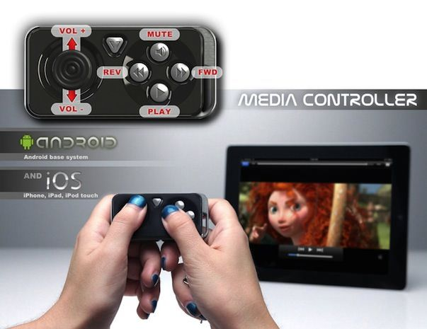 iMpulse - карманный контроллер для iPhone и IPad