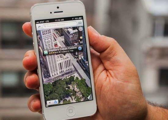 Consumer Reports: iPhone 5 лучший и карты Apple не такие уж плохие
