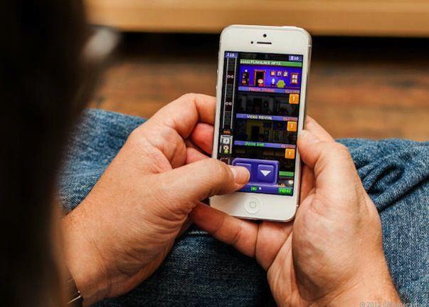 Почему iPhone 5 является лучшим геймерским телефоном