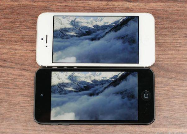 Обзор нового iPod Touch 5G