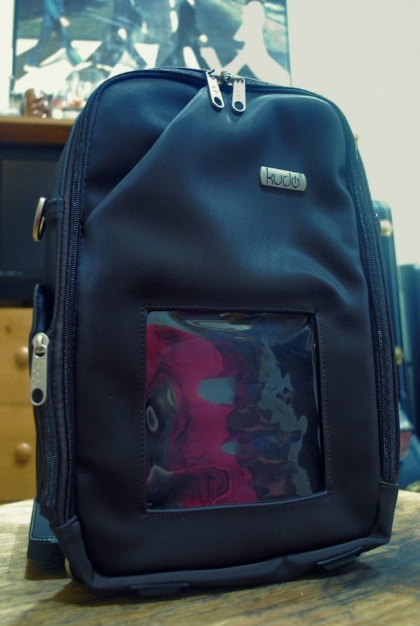 Чехол Kudocase для iPad на солнечных батареях с сумкой Kudomate