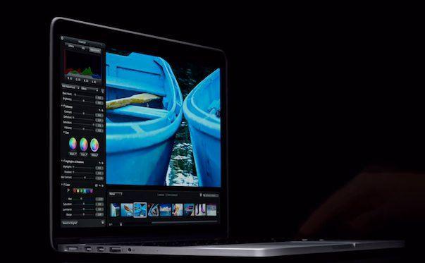 Apple выпустила рекламный ролик 13-дюймового MacBook Pro с дисплеем Retina