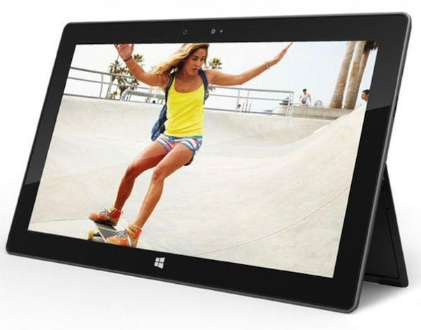 Microsoft опубликовала новый рекламный ролик планшета Surface