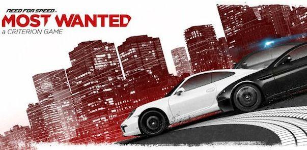 Скачать Need For Speed Most Wanted для iPhone и iPad можно уже сейчас в App Store