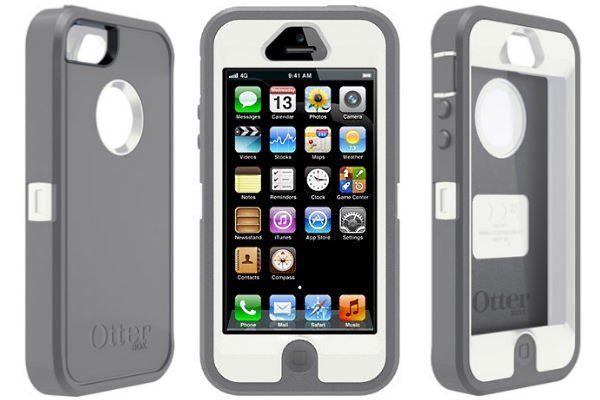 Otterbox Defender и Commuter - лучшая защита iPhone 5 для экстремальных владельцев