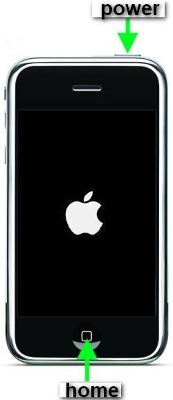 """Что делать, если не загружается iPhone (проблема """"Белого яблока"""" или """"Вечной ромашки"""")"""
