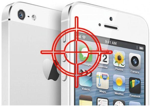 Samsung подал в суд на Apple iPhone 5