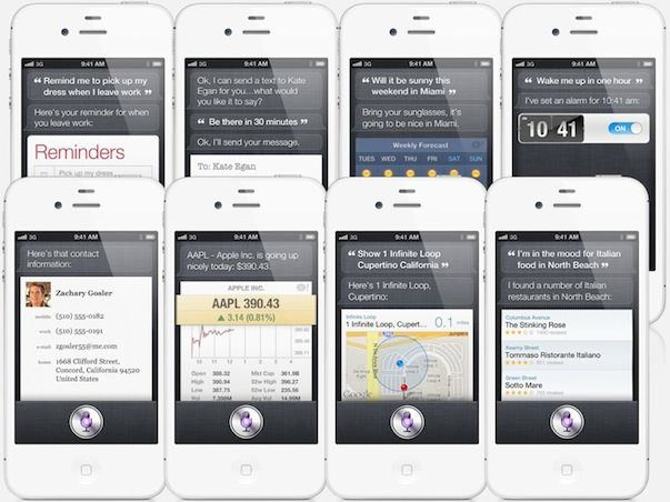 Apple получила патент на устройство голосового ввода