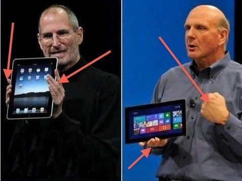 Стив Баллмер: iPad не пригоден для использования