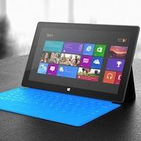 Microsoft: экран Surface лучше, чем в iPad 3