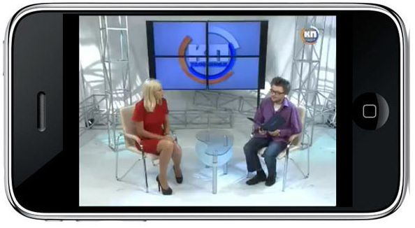 Комсомольская правда + КП ТВ уже на iPhone и IPad