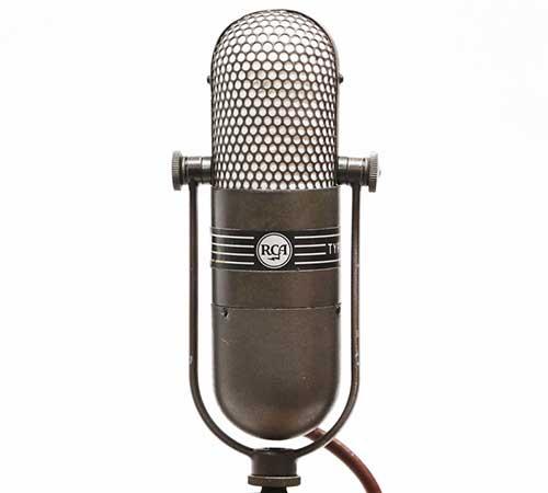 микрофон_RCA