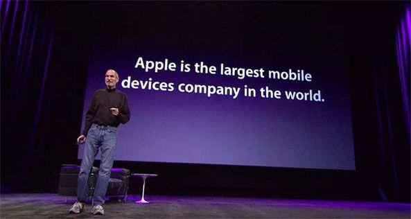 Стоимость акций Apple снова начала увеличиваться