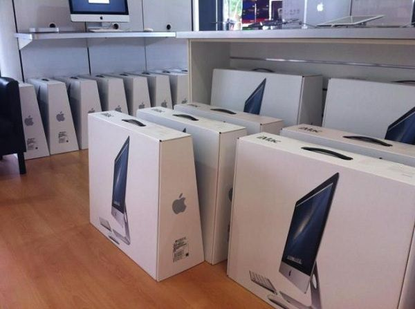 Дефицит новых iMac