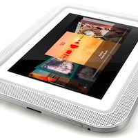 Ora - чехол, превращающий iPad в мощную аудиосистему