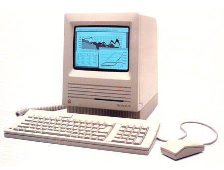 Эволюция устройств Apple. Компьютер Macintosh (512K, Plus, 512Ke). 1984 -1985 годы. (Выпуск 7)