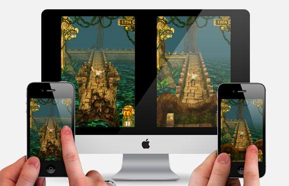 AirServer или как использовать iPhone как игровую консольную приставку