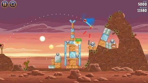 Angry Birds Star Wars 2 для iPhone и iPad Да пребудут с вами птицы