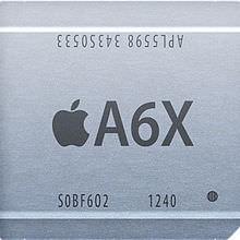 Подробно о процессоре A6X, установленном в iPad 4