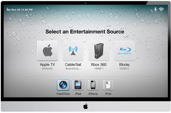 Концепт Apple Tv