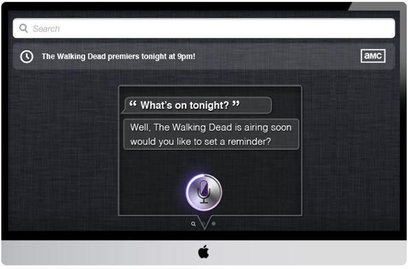 Siri на Вашем телевизоре