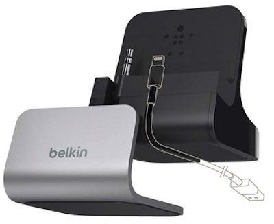 Компания Belkin выпустила первые официальные аксессуары с разъемом Lightning