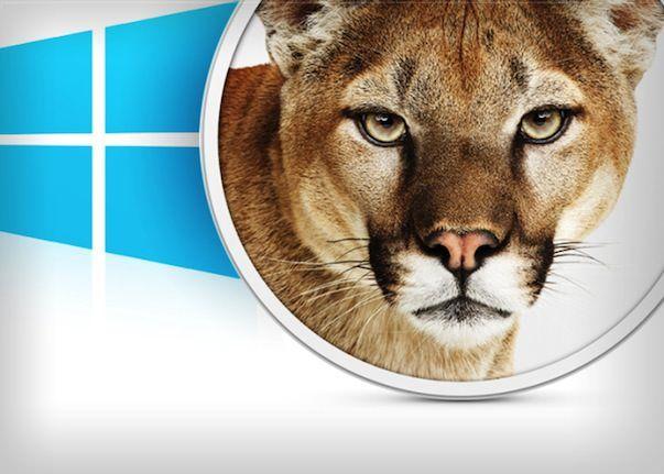 Половина потенциальных пользователей Windows 8 раздумывают над переходом на девайсы от компании Apple