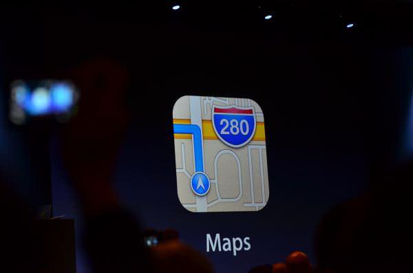 Maps-Apple-ios