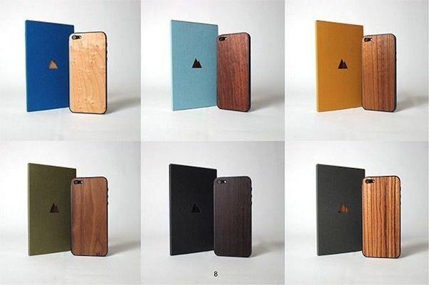 Monolith wood skin - превосходные деревянные скины для iPhone 5