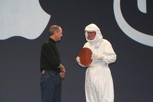 Генеральный директор Intel Пол Отеллини покинет свой пост в мае следующего года