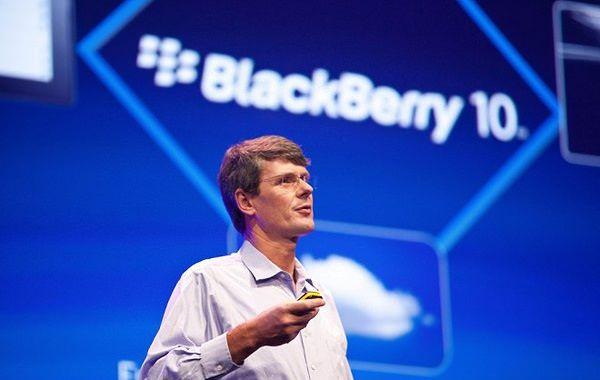 Презентация ОС BlackBerry 10