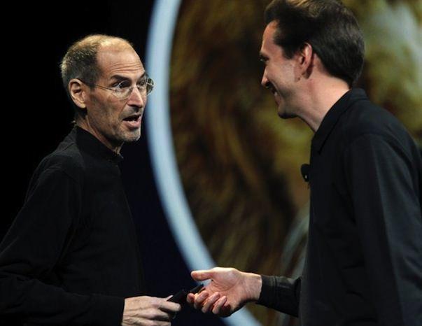 Главные заслуги Скотта Форсталла в Apple