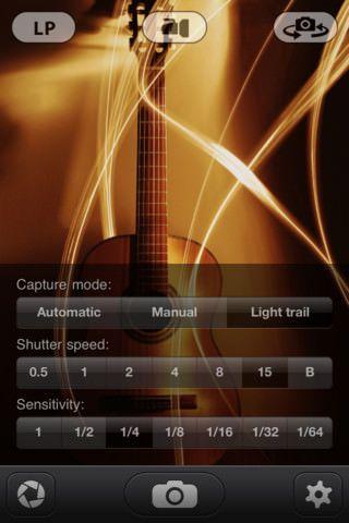 """Как сделать на iPhone фото с эффектом """"тянущегося шлейфа"""" с помощью Slow Shutter Cam"""