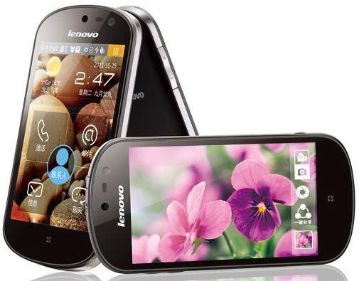 Lenovo может стать лидером на китайском рынке смартфонов в 2013 году