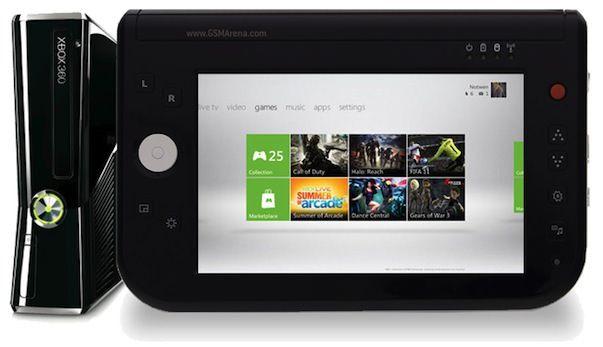 По слухам Microsoft готовит 7-дюймовый геймерский планшет Xbox Surface