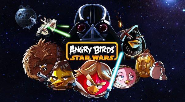 Angry Birds Star Wars 2 для iPhone и iPad