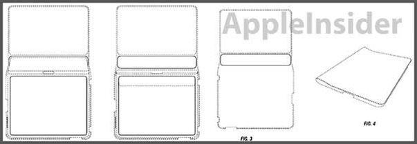 Apple получила патенты на анимацию перелистывания страниц и iPad Smart Case