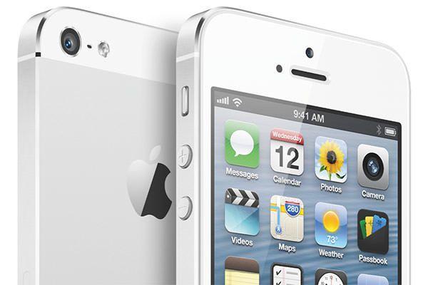 Проблемы iPhone 5. Ошибка сенсора дисплея