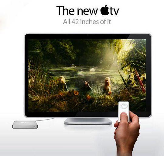iTV от Apple