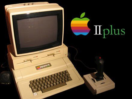 Эволюция устройств Apple. Компьютер Apple II Plus. 1979 год. (Выпуск 3)