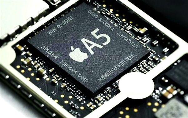 В 2013 году процессоры для Apple будет выпускать компания TSMC