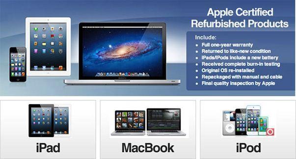 На eBay открылся новый раздел для Refurbished-продукции Apple по привлекательным ценам