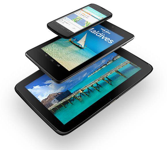 Обзор новинок от Google: Android 4.2, Nexus 4 и Nexus 10