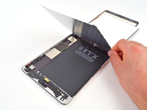 iFixit разобрали iPad mini. Что внутри?
