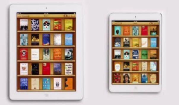 Apple представила две новые рекламы iPad mini