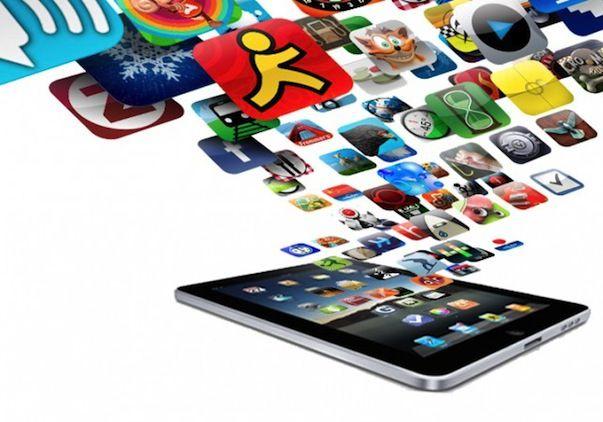 Аналитик: по количеству приложений iPad будет лидировать до 2017 года