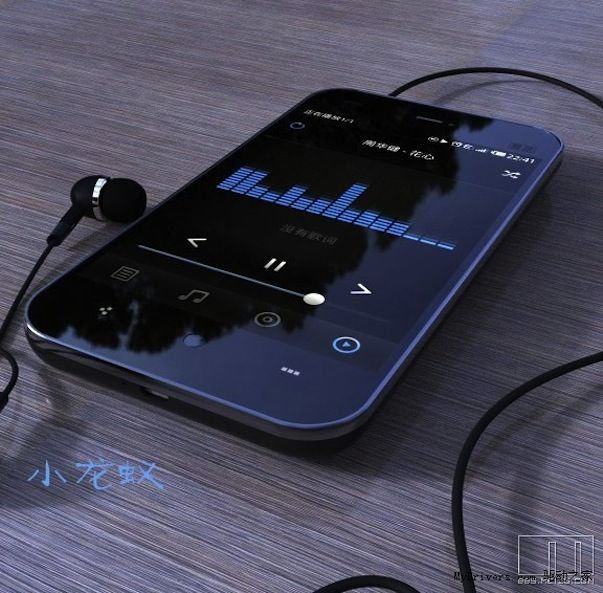 Meizu MX2 - лучшая копия iPhone