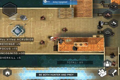 Скачать Assassin's Creed Rearmed - Время показать клинки [AppStore / Обзор]